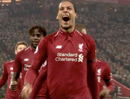 van Dijk tekemässä pitkää jatkosopimusta Liverpooliin!