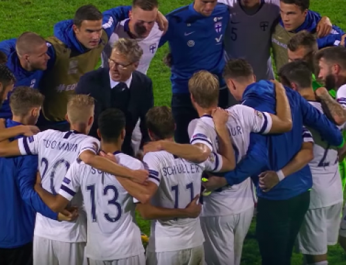 Suomi haastaa kivikovan Italian jalkapallon EM-karsinnoissa