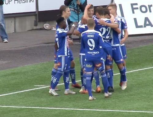 Mestarien liigan karsinta: HB Torshavn – HJK