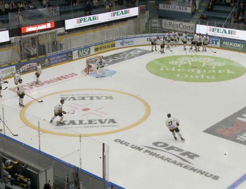 Oulun Kärpät julkaisi uuden pelipaidan – Mainosten määrä järkytti