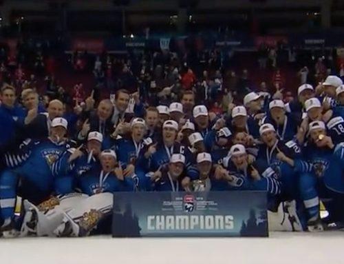U20: USA ja Suomi iskevät yhteen U20 MM-kisojen puolivälierässä
