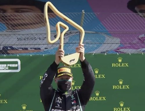 Valtteri Bottas janoaa menestystä Silverstonessa