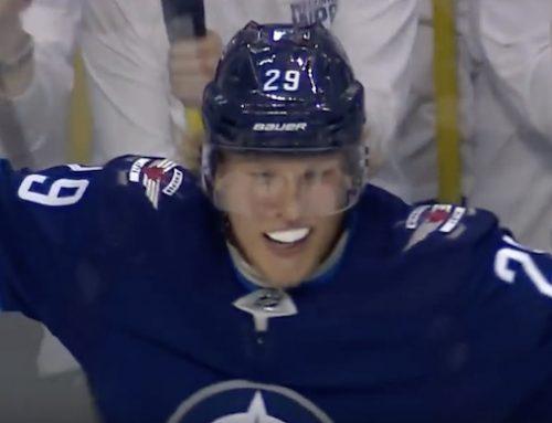 Winnipeg Jets kohtaa NHL:n pudotuspeleissä Calgary Flamesin