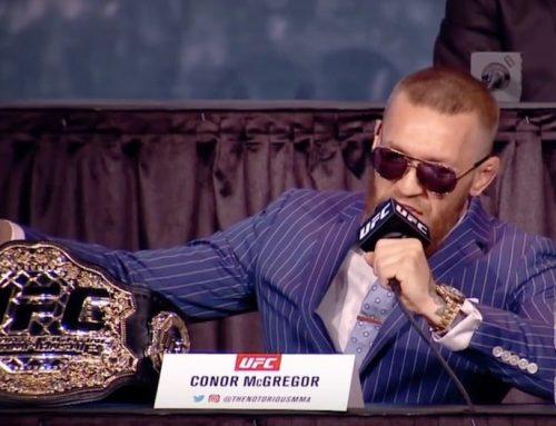 Conor McGregor kohtaa Dustin Poirierin UFC:ssä