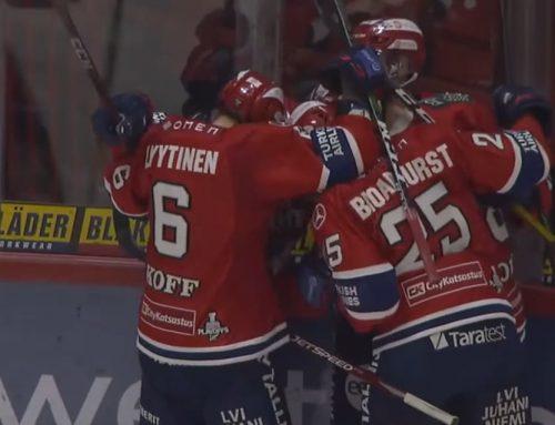 HIFK ja TPS kohtaavat torstai-illan jännitysnäytelmässä