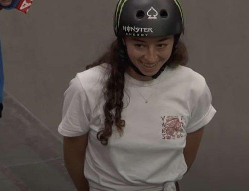 Miten Lizzie Armanto pärjää olympialaisissa?