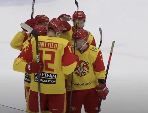 Jokerit kohtaa Ak Bars Kazanin KHL:ssä